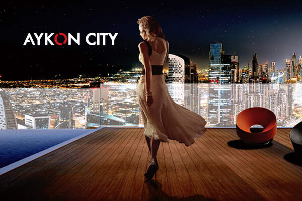 AYKON City by DAMAC Properties