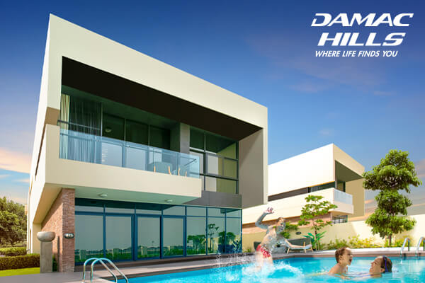 DAMAC HILLS - Apartments and Townhouses