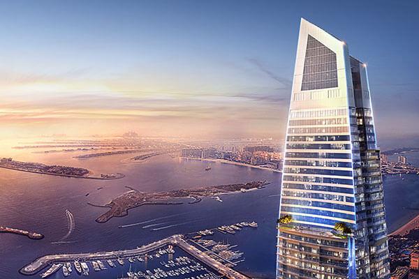 Dubai's most fashionable address