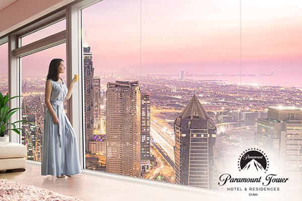 Paramount Tower Hotel & Residences Dubai