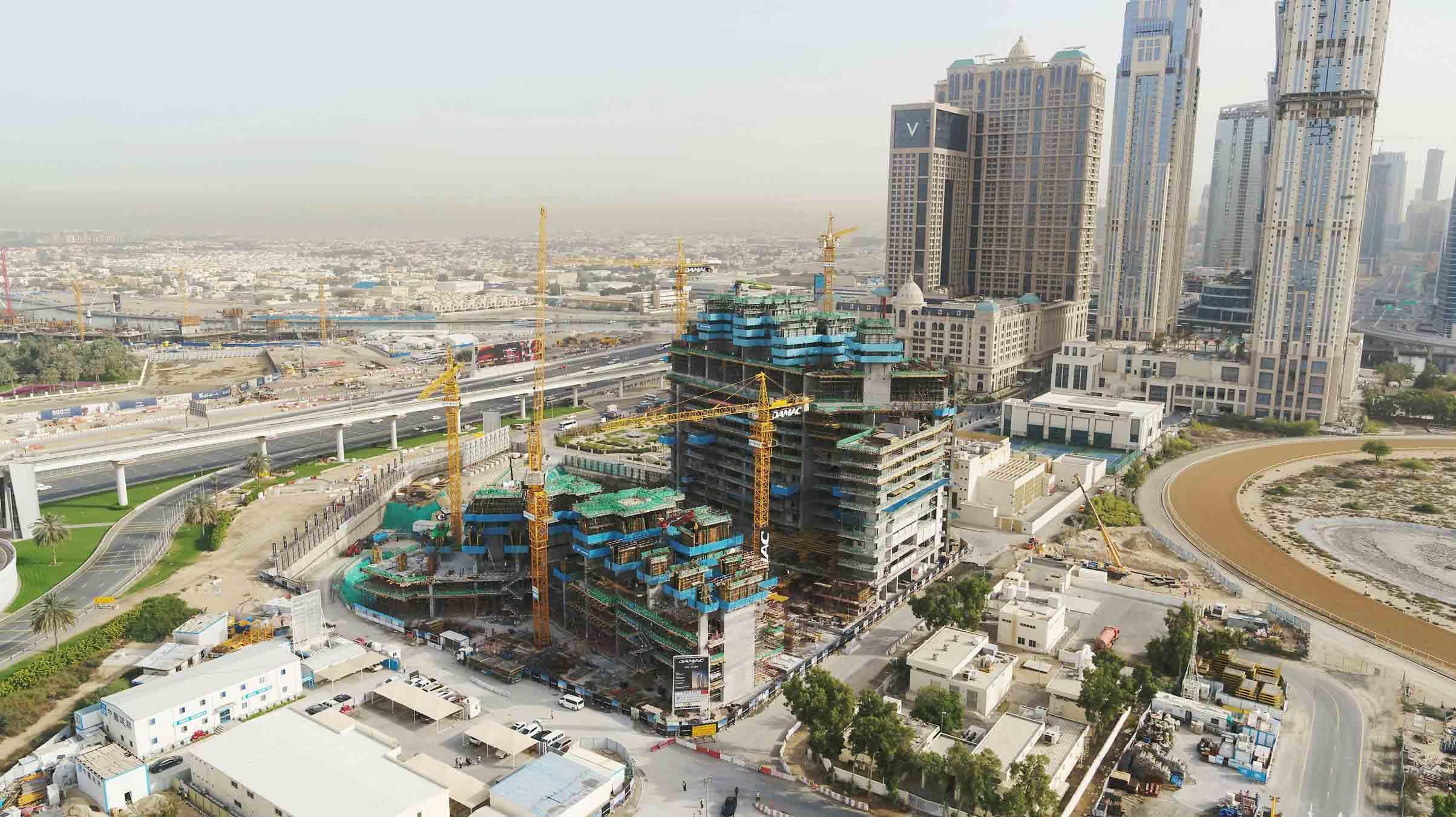 AYKON City   Hotels and Hotel Apartments in Dubai   DAMAC