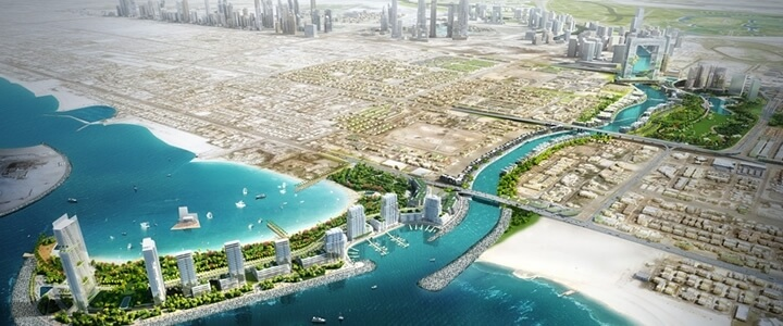 Buying real estate in Dubai? Invest on Sheikh Zayed Road