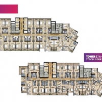 Bellavista by DAMAC - Floor Plan