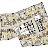 DAMAC Voleo by DAMAC - Floor Plan
