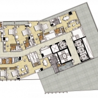 DAMAC Voleo by DAMAC - Floor Plan