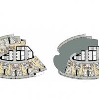 DAMAC Towers by Paramount Hotels & Resorts Dubai by DAMAC - Floor Plan