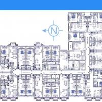 حدائق الإمارات 2 by DAMAC - Floor Plan