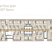 Ghalia by DAMAC - Floor Plan