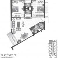 لاغو فيستا by DAMAC - Floor Plan
