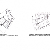 Marina Terrace by DAMAC - Floor Plan