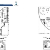 بارك تاورز by DAMAC - Floor Plan