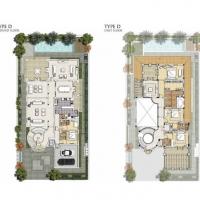 Royal Golf Boutique Villas by DAMAC - Floor Plan