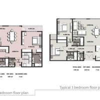 The Piazza by DAMAC - Floor Plan
