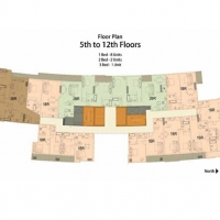 The Residences at Business Central by DAMAC - Floor Plan