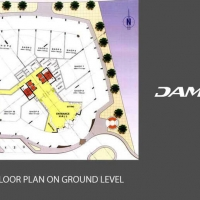 XL Tower by DAMAC - Floor Plan