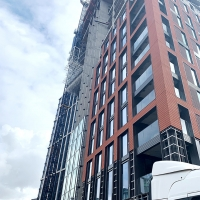 DAMAC Tower Nine Elms London by DAMAC Properties Project update