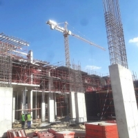 Skyview Levels at Golf Vita by DAMAC Properties Project update