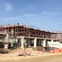 Aknan Villas by DAMAC Properties Project update