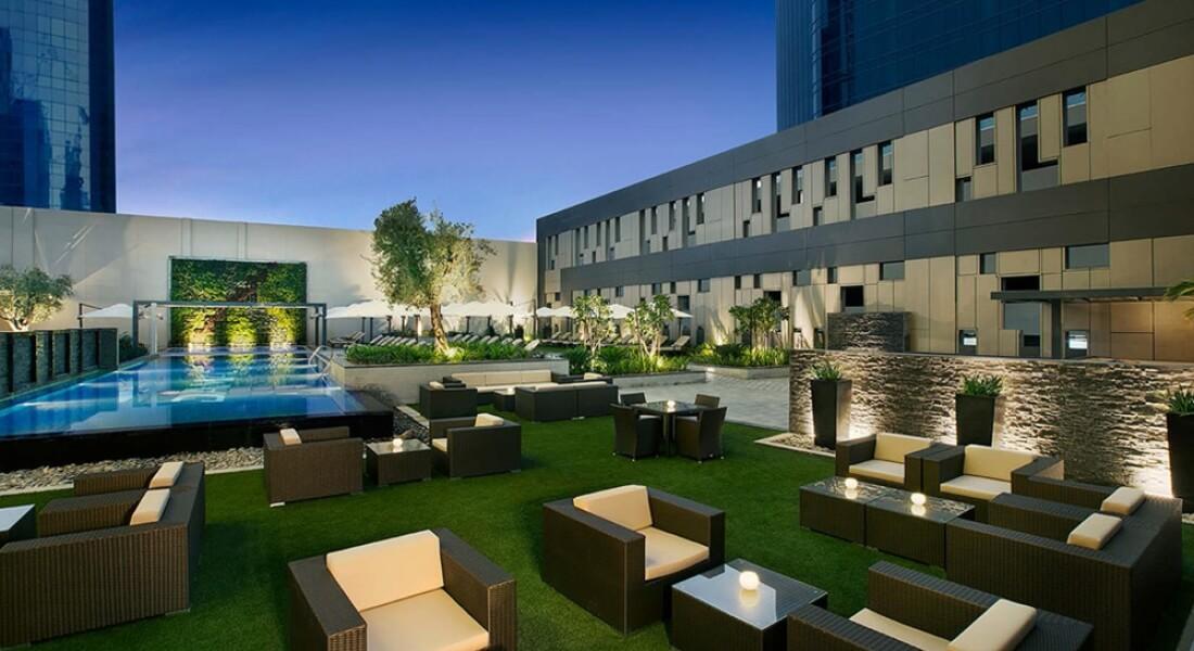 DAMAC Maison Cour Jardin Hotel Apartment By DAMAC Properties