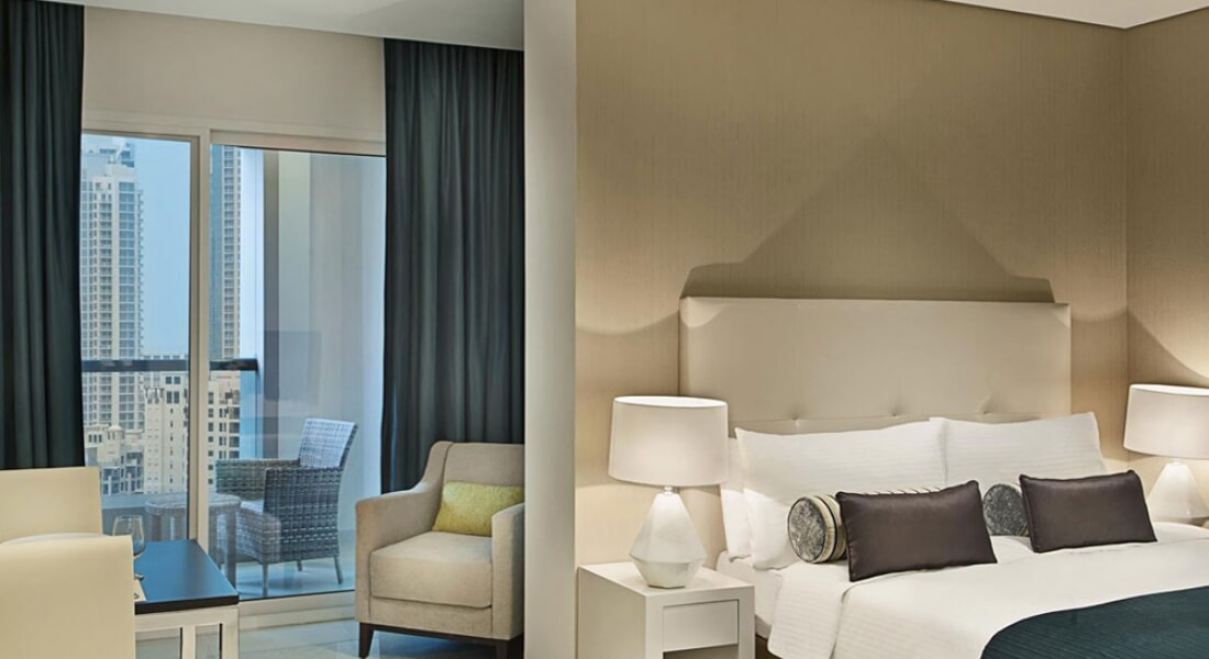 DAMAC Maison Mall Street Hotel Apartment by DAMAC Properties