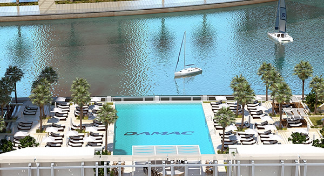 DAMAC Maison Prive by DAMAC Properties