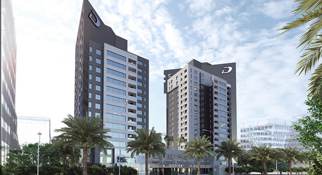 Executive Bay by DAMAC Properties At Business Bay Dubai