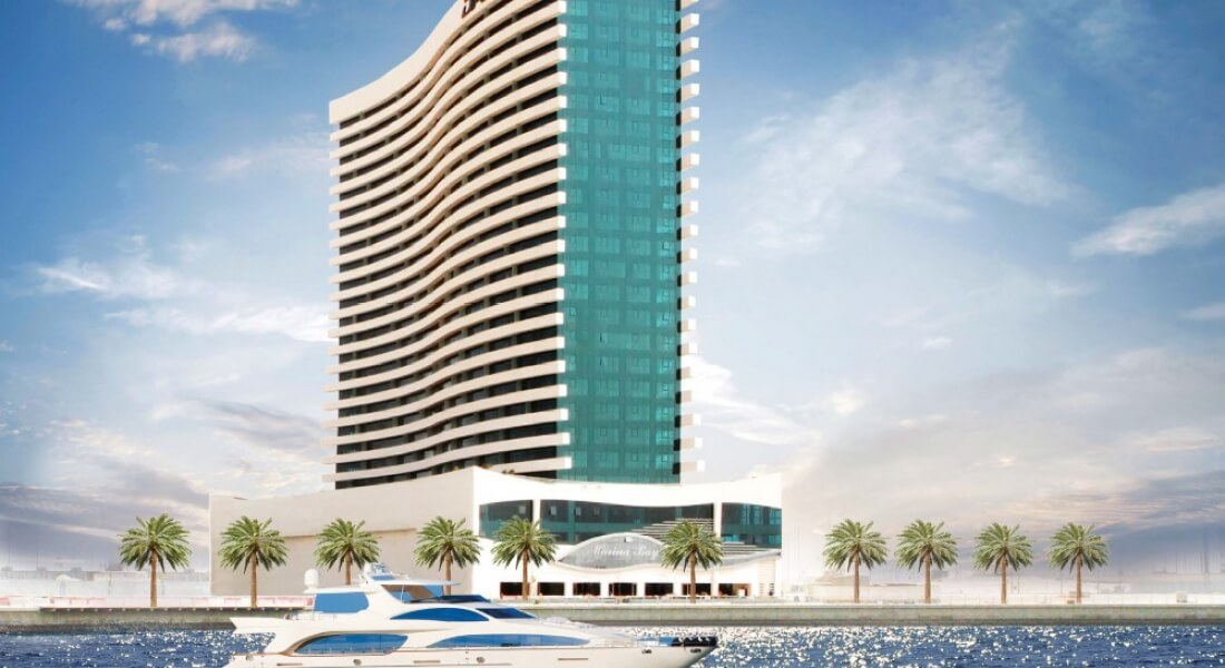 Marina Bay Abu Dhabi by DAMAC Properties