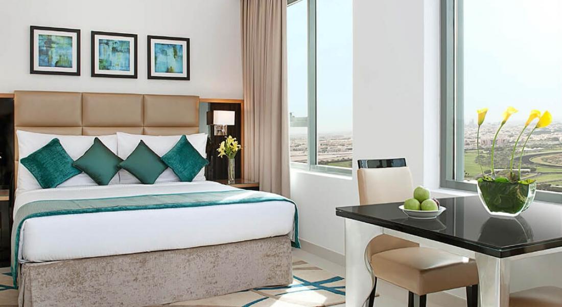 DAMAC Breeze Hotel Apartment City View