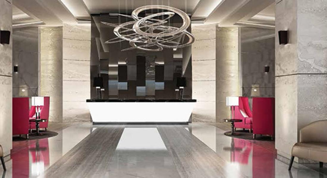 Avanti By DAMAC - Luxury hotel apartments in Business Bay