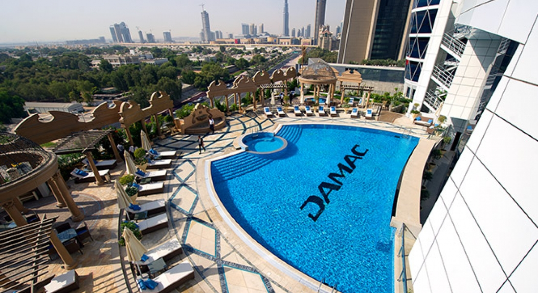 Beautifully Designed Towers by DAMAC