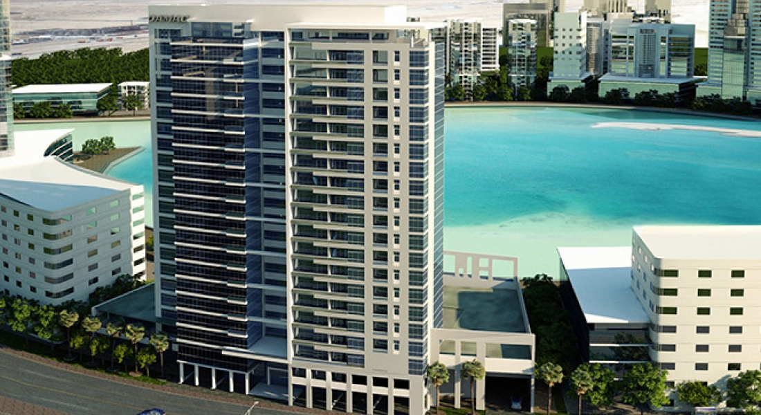 The Residences at Business Central by DAMAC Properties