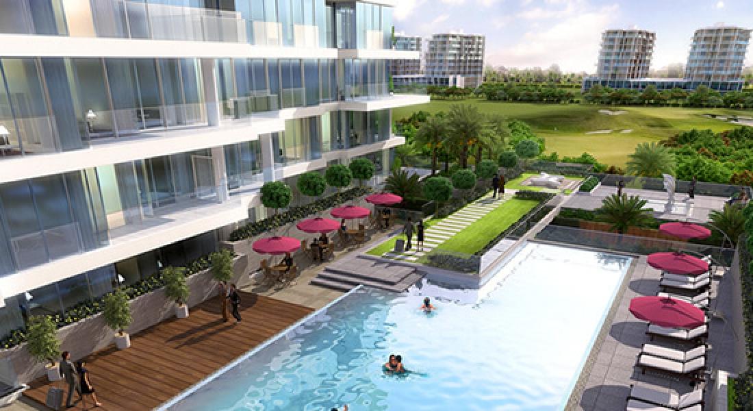 Loreto luxury apartments by DAMAC Properties