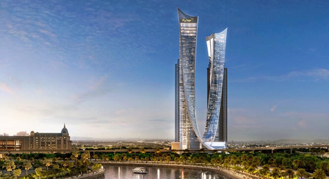 Aykon City Luxury Apartments Luxury Homes In Dubai