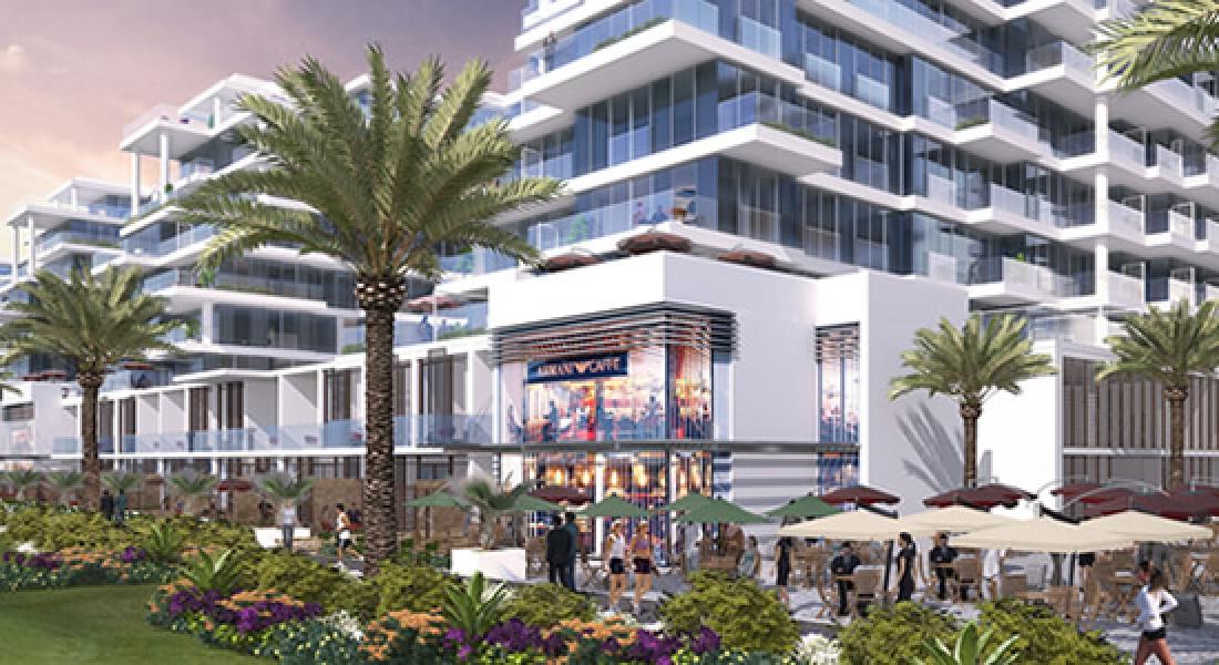 DAMAC Maison de Ville Golf Veduta – The Drive hotel apartments
