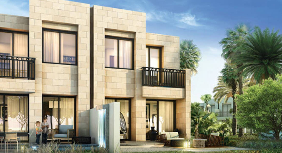 Hajar stone villas at AKOYA