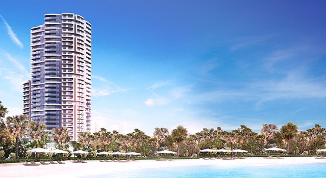 Burj DAMAC Seaviews by DAMAC Properties