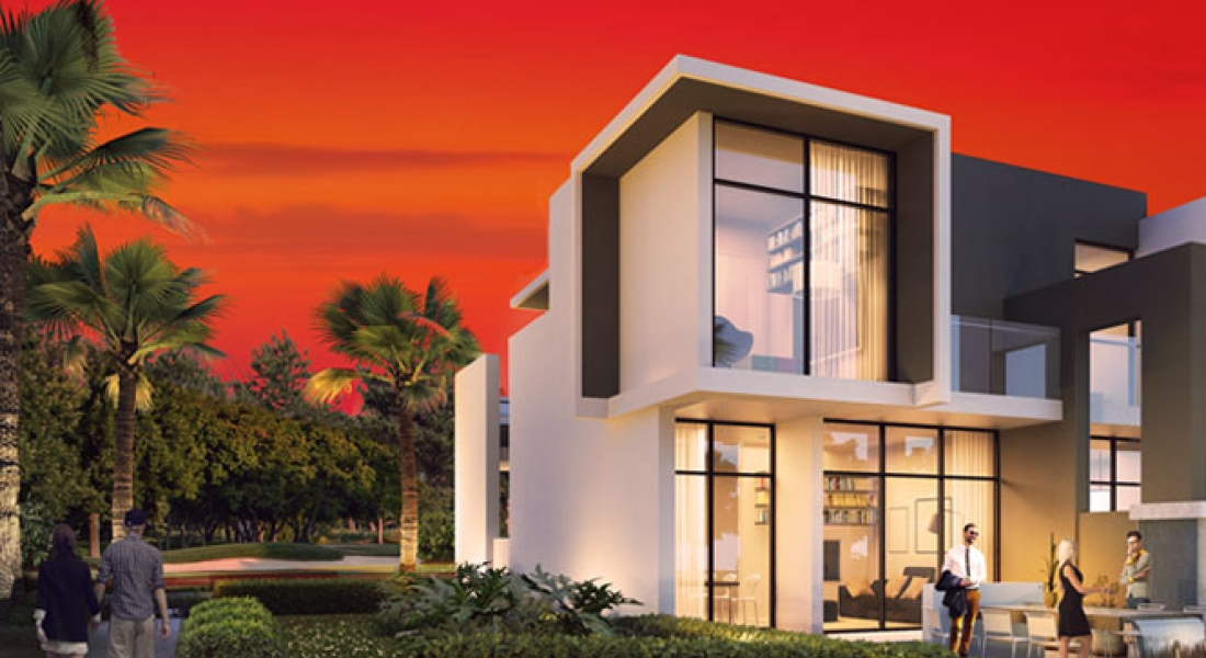 Aknan Villas at AKOYA by DAMAC Properties