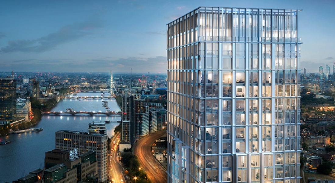 DAMAC Tower Nine Elms London