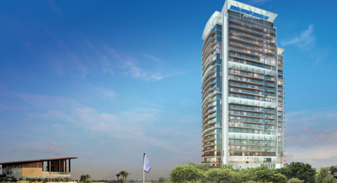 Radisson Dubai DAMAC Hills | Luxury Hotel in Dubailand