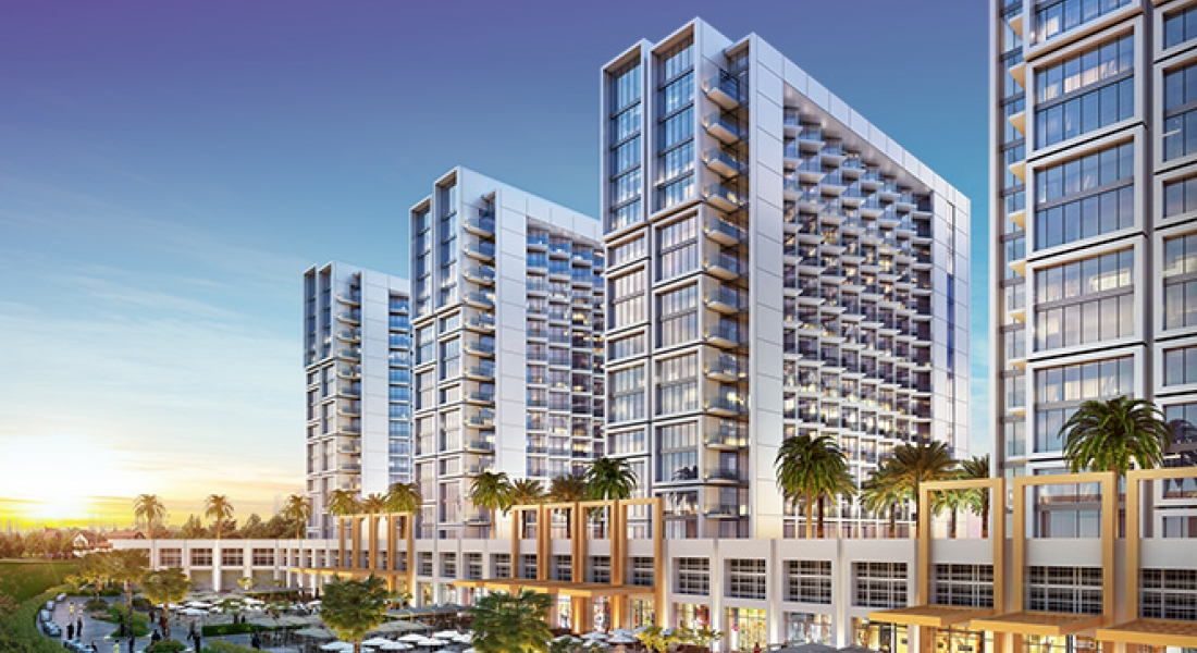 Amora at Golf Verde by DAMAC Properties
