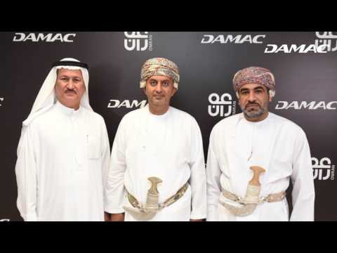 Embedded thumbnail for DAMAC signs an agreement with OMRAN to develop Mina Sultan Qaboos