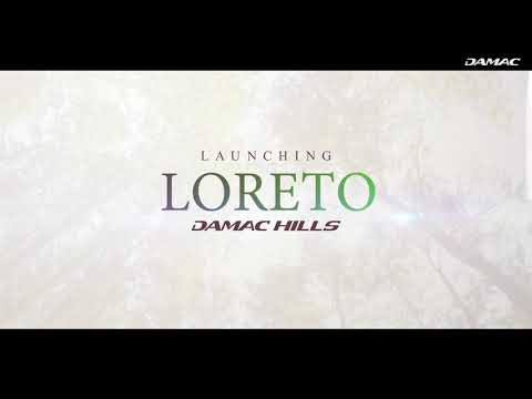 Embedded thumbnail for Loreto at DAMAC Hills