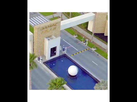 Embedded thumbnail for The Green Zone In DAMAC Hills