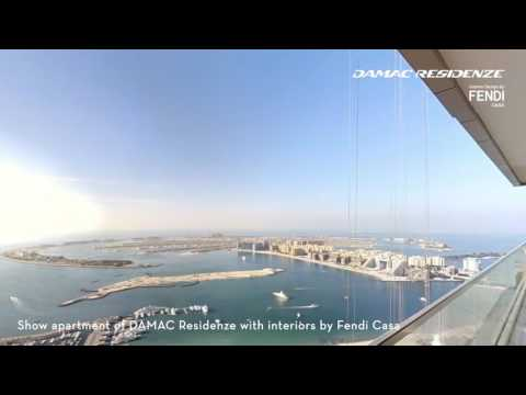 Embedded thumbnail for Video tour of DAMAC Residenze in Dubai Marina