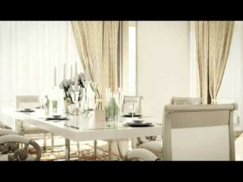 Embedded thumbnail for DAMAC Tower with interiors by Versace Home