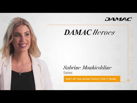Embedded thumbnail for Inside DAMAC: Sabrine Mouhieddine