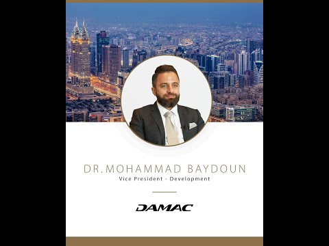 Embedded thumbnail for Vice President Development - Dr Mohammad Baydoun