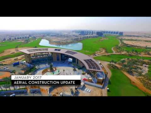 Embedded thumbnail for Luxury villas: DAMAC Hills Aerial View