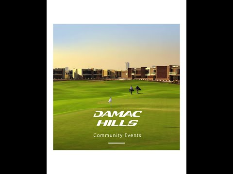 Embedded thumbnail for DAMAC Hills Community Events